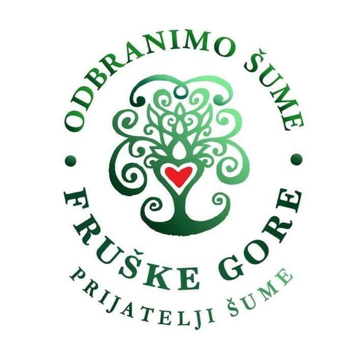 veliki logo prijatelji šume